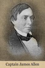 Captain James Allen