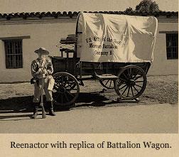 Battalion Wagon Replica